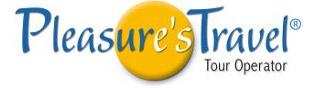 Pleasure's Travel Logo